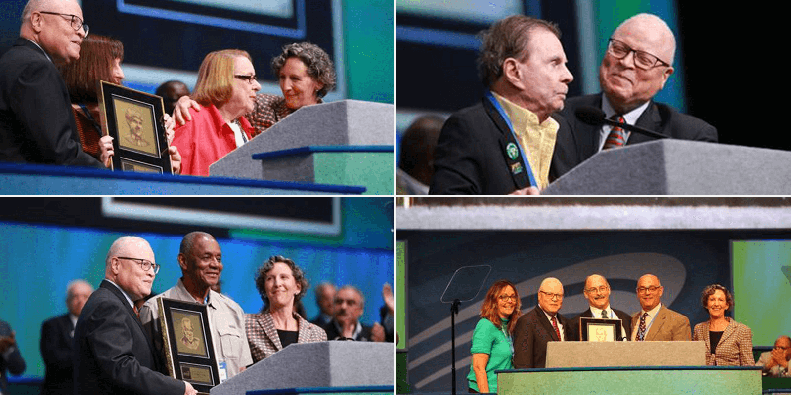 Past AFSCME Leaders